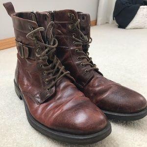 Aston Grey Premium Rockcastle 2 Boots - Brown
